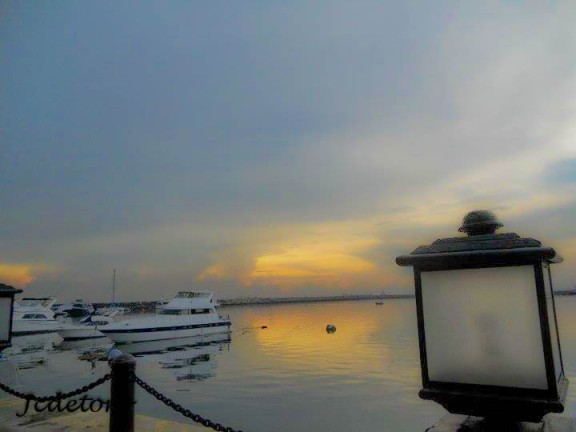 Manila Harbor