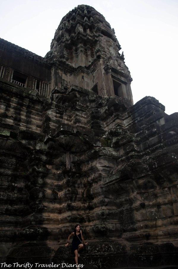 Me in Angkor Wat