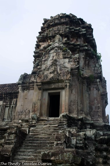 The magnificence of Angkor Wat gets me lost for words