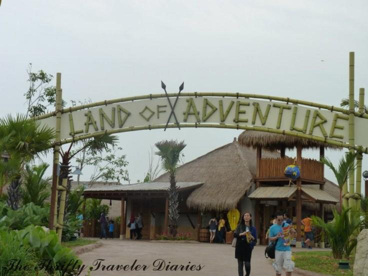 land of adventure