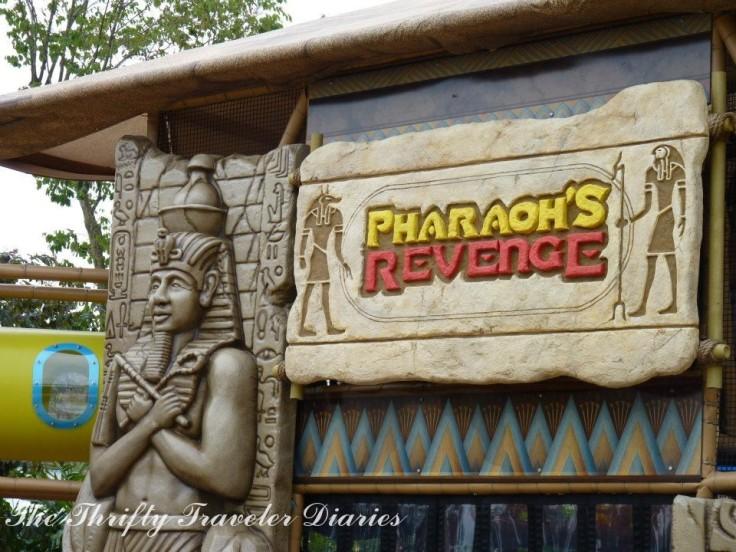 Pharaoh's Revenge