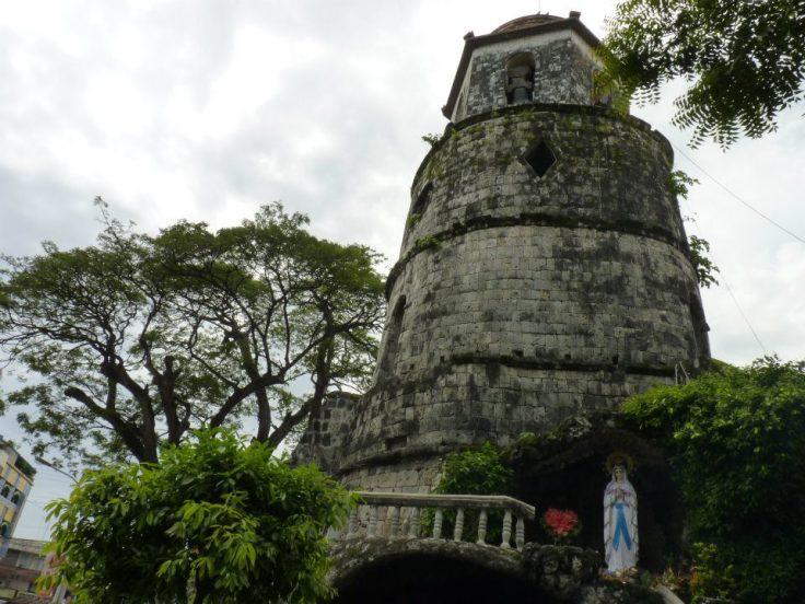 church, Dumaguete
