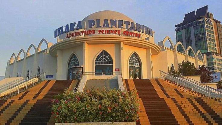 Planetarium,Malacca Planetarium