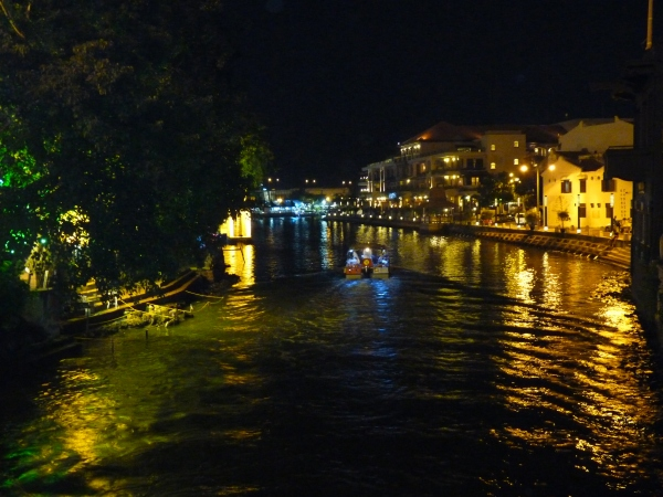Malacca river cruise,Malaysia