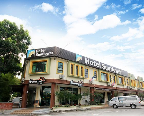 Hotel Sunflower Malacca