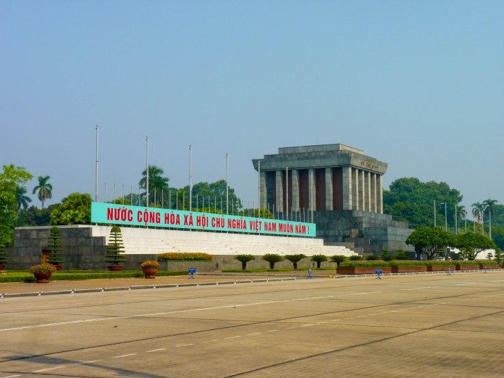 Ho Chi Mihn Mausoleum