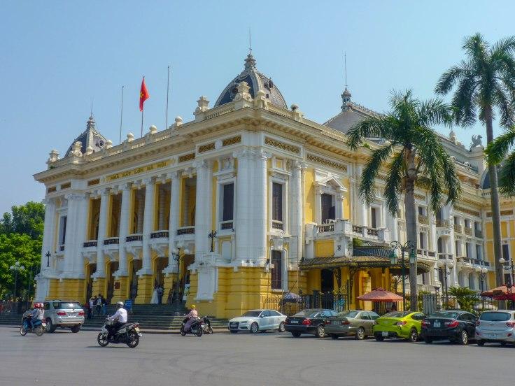 Hanoi French Quarter, Opera House