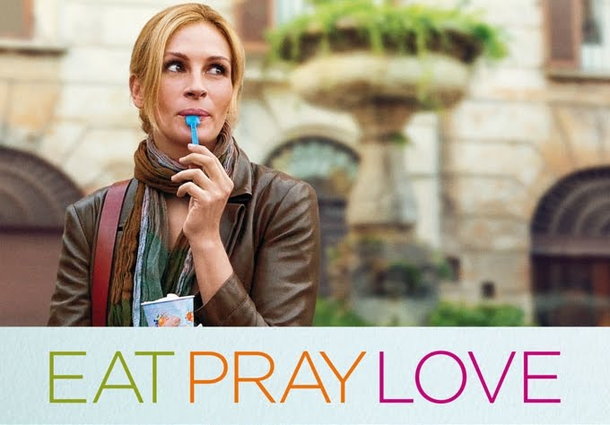 Eating and praying your way to love?