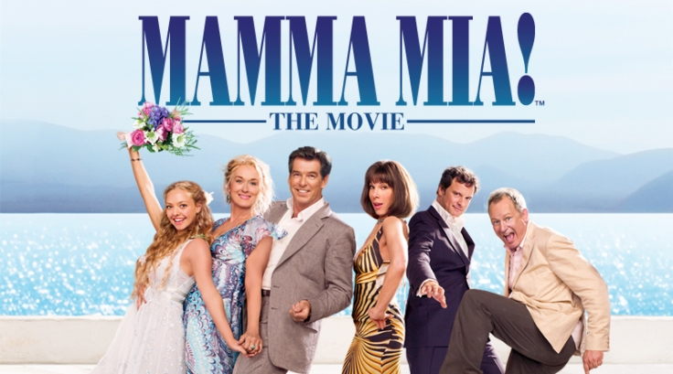 Mamma mia has a superb cast