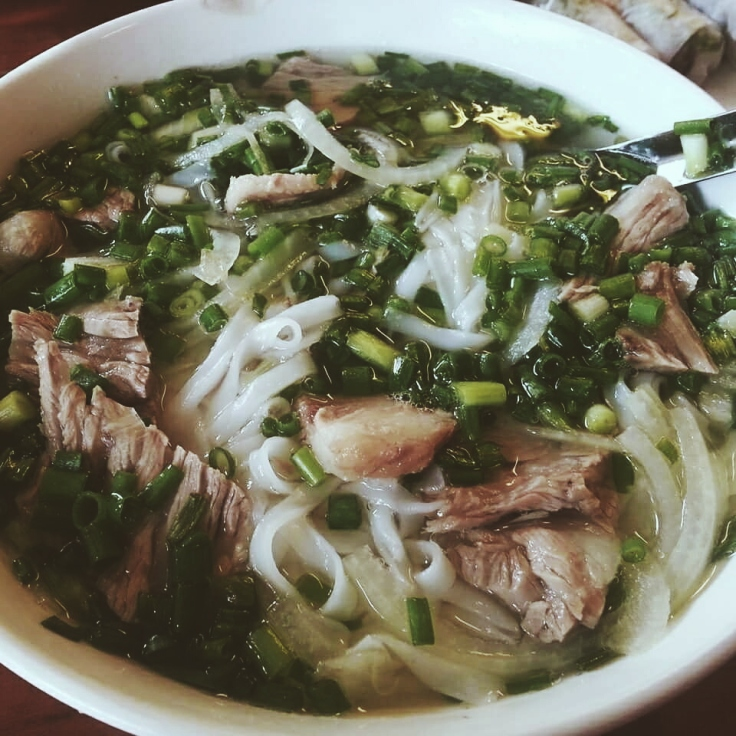 The pho has been widely written about and even featured in movies