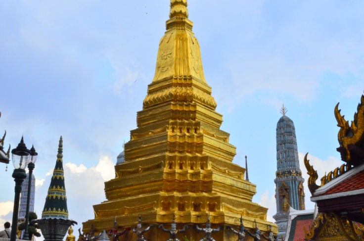 It is a must to see Bangkok's temples at least once in your life